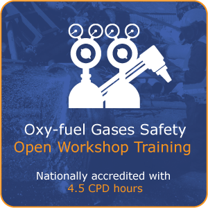 Oxy-acetylene/propane safety training