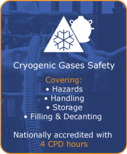 Cryogenic-gases safety training