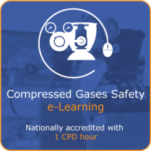 Compressed gases safety training