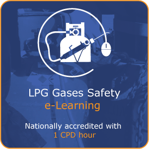 LPG gas safety training