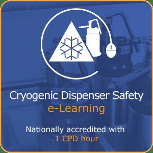 Liquid Nitrogen Dispenser Safety e-Learning