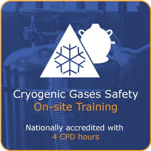 Cryogenic gas safety training