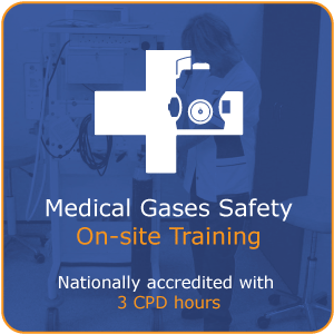 Medical gas safety training