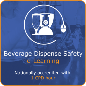 e-Learning course: Working safely with beverage gases