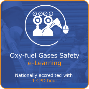 Oxy-acetylene/propane safety e learning for welding