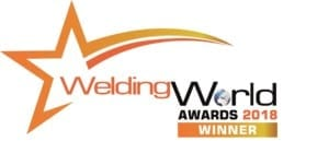 Welding World Awards 2018 Winner