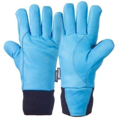 Cryogenic wrist glove